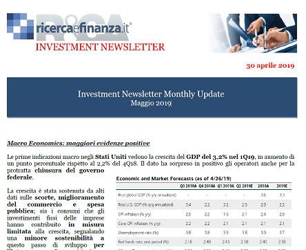 5e2b7651dd L'aggiornamento mensile mette in luce una progressiva avanzata della  crescita economica e in particolare il dato positivo nettamente sopra le  attese negli ...